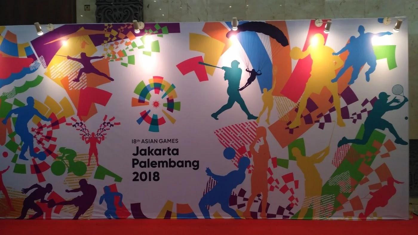 Mural, Seni yang Ikut Meramaikan Asian Games 2018