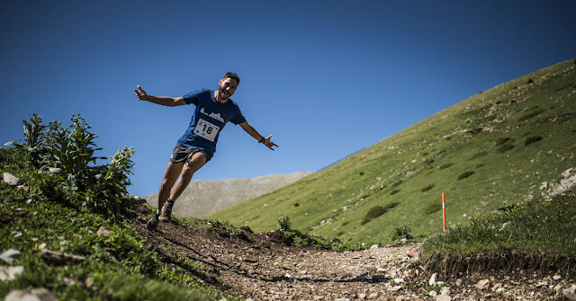 Las Fly Running Series despegan en La Molina