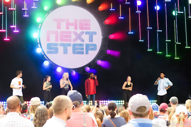 The Next Step CBBC Summer social