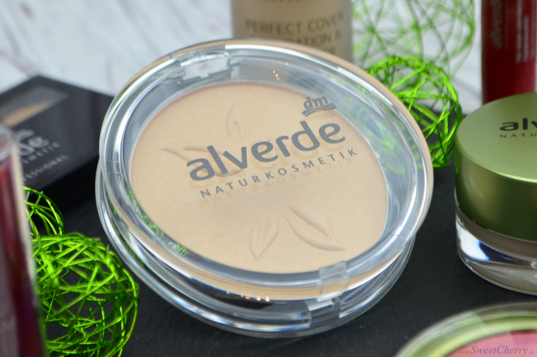 Alverde Sortiment 2017 - Teint Illuminating Powder