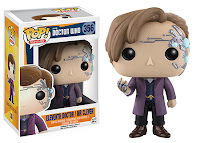 Funko Pop! Eleventh Doctor / Mr. Clever