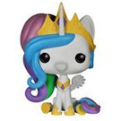 MLP Regular Princess Celestia Pocket Pop! Funko