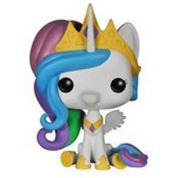 My Little Pony Regular Princess Celestia Pocket Pop! Funko