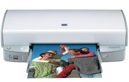 HP DESKJET 5400 SERIES PRINTER DRIVER FOR WINDOWS 7