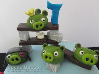 bolo porcos angry birds bragança