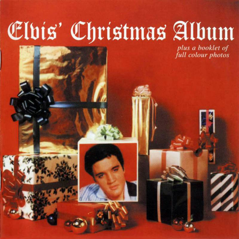 Image result for elvis' christmas album us 1957