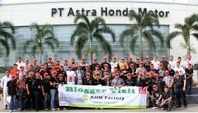 Lowongan Kerja di tahun 2015 PT Astra Honda Motor (AHM)