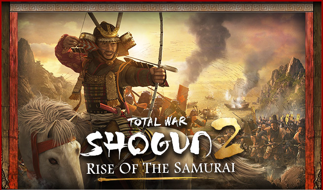 Rise of The Samurai is a brand new, independent campaign for Total War: SHOGUN 2.