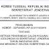HASIL SELEKSI ADMINISTRASI CPNS TINGKAT SARJANA (GOLONGAN Ill) SEKRETARIAT JENDERAL KOMISI YUDISIAL TAHUN 2018