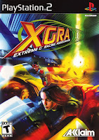 XGRA: Extreme-G Racing Association XIII PS2