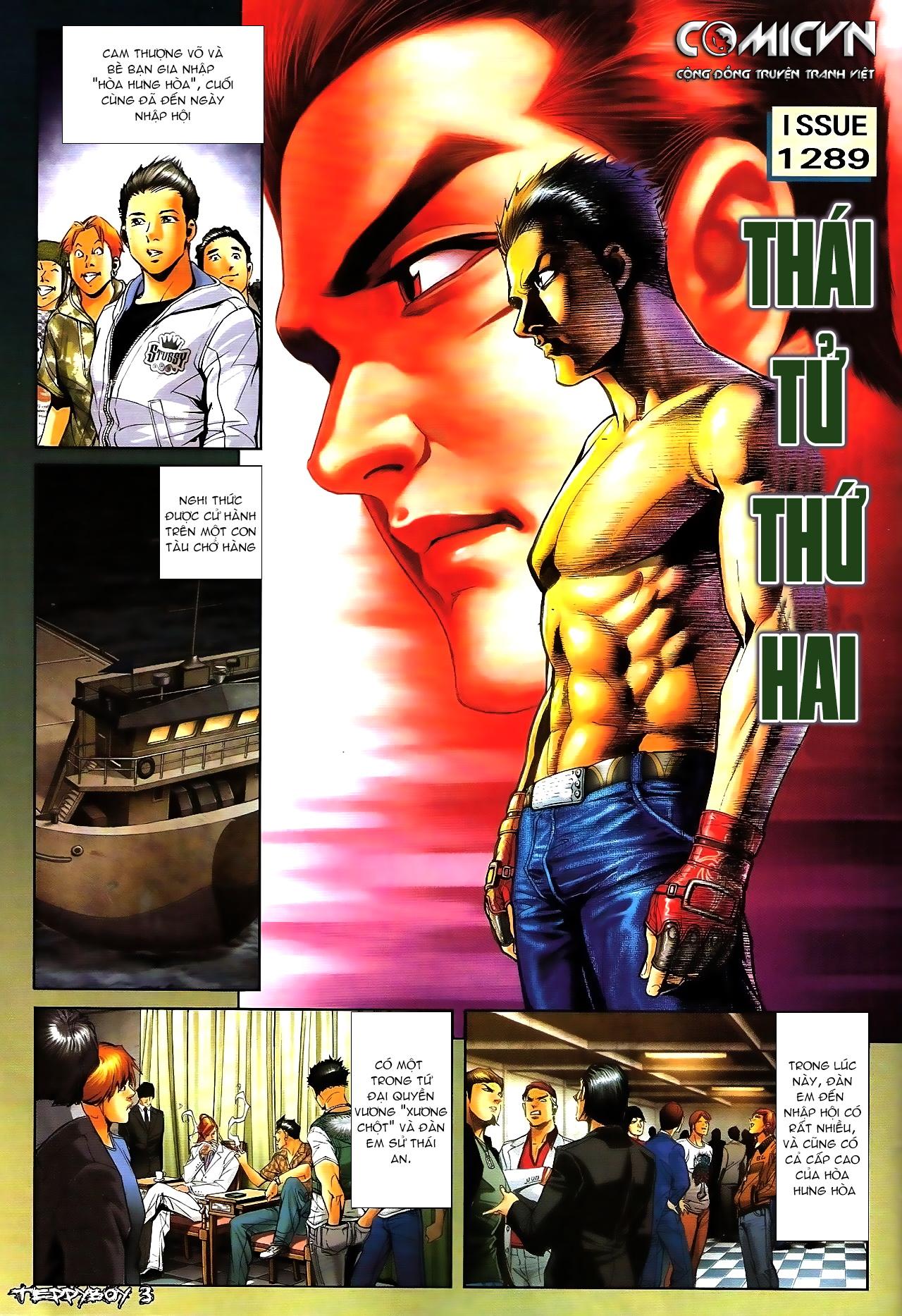 Người Trong Giang Hồ - Chapter 1289: Thái Tử thứ hai - Pic 2