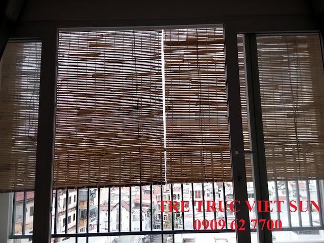 công trình rèm che mưa nắng