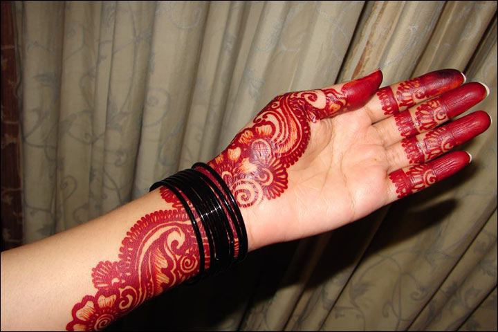 5th Avenue Goth Red Ink Tattoos Henna