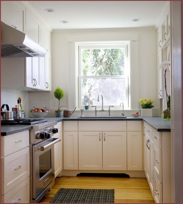 50 Desain Kitchen Set Untuk Dapur Kecil