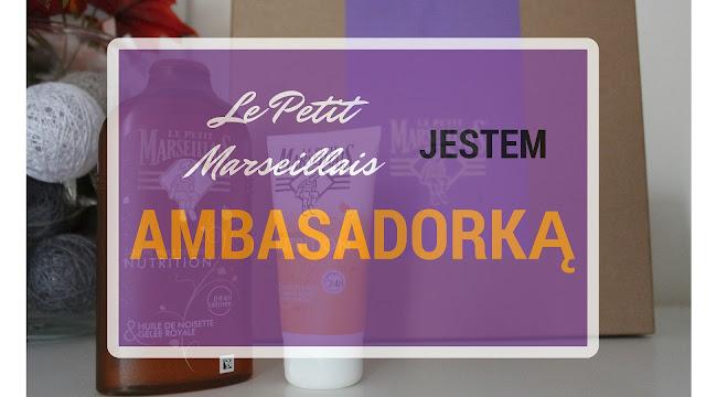Jestem Ambasadorką Le Petit Marseillais