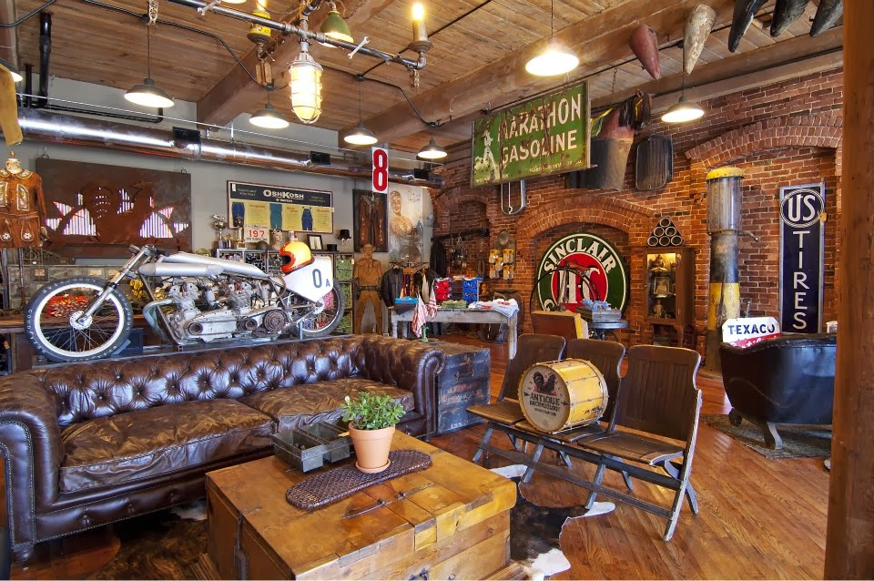 Chad S Drygoods Antique Archaeology American Pickers - American Warehouse