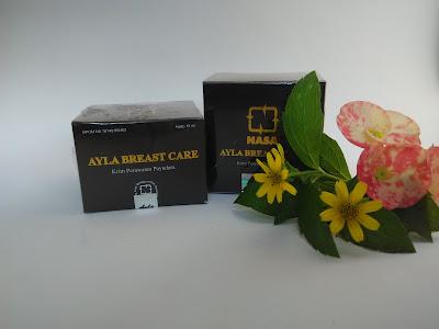 Testimoni Penggunaan Pembesar Payudara Ayla Breast Care Nasa, Natural Nusantara
