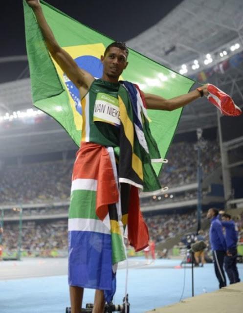 Batió récord mundial de 400 m. Su entrenadora tiene 74 años