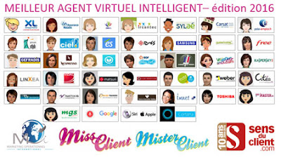 Agent virtuel intelligent AVI selfcare dans la relation client
