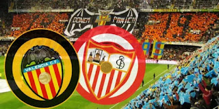 Севилья – Валенсия смотреть онлайн бесплатно 31 марта 2019 прямая трансляция в 17:15 МСК.