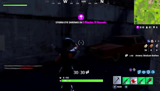 Fortnite Battle Royale, Golden Chests, Tomato Town, Tunnel, Secret Room