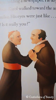 """A Boy Who Became Pope"" by Fabiola Garza | CustodiansofBeauty.blogspot.com"