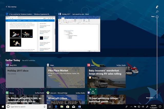 Windows 10 Redstone4 RTM Version