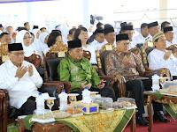 Agama di Indonesia Harus Dijaga Moderasinya, Ini Pesan Menag Lukman Hakim
