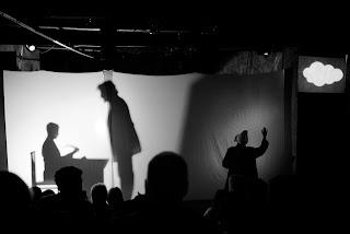 Lorenzo Canarutto teatro ombre