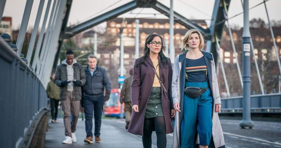 Doctor Who - 'Arachnids in the UK' review