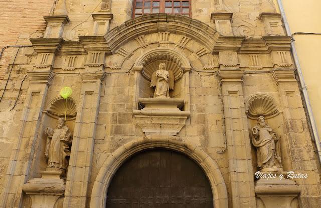 Convento de los Trinitarios, Puente la Reina