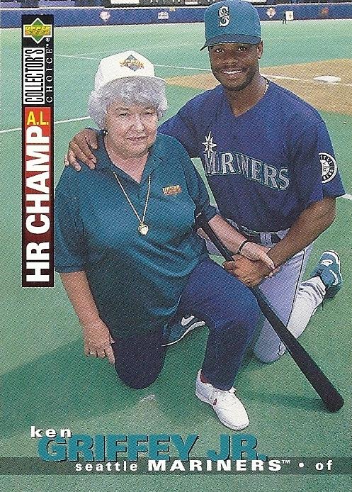 The Junior Junkie The Baseball Cards Of Ken Griffey Jr