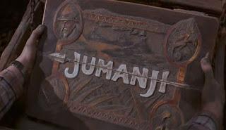 Jumanji Parrish