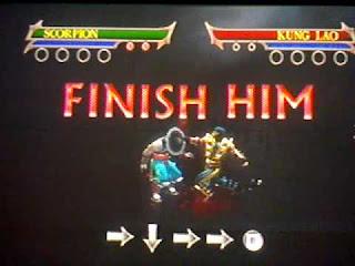 Kode Rahasia Fatality Mortal Kombat Shaolin Monks PS2 Lengkap Terbaru