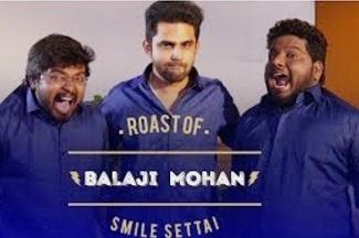 Smile Settai'na Periya Mayira? Roast of Balaji Mohan 2 | Smile Settai