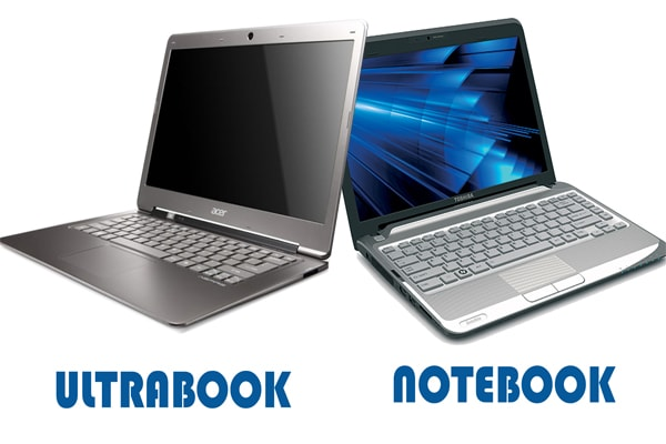 notebook ou ultrabook