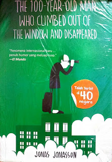 The 100 years old man who climbed the window and disappeard
