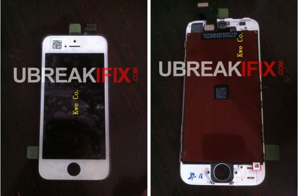 Leaked Photos of the Next Gen iPhone Full Front Panel (Images)
