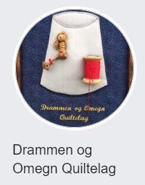 Drammen og omegn quiltelag Facebook side