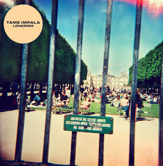 Albums Of The Year 2012 - Tame Impala - Lonerism