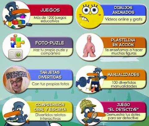 CHILDTOPIA: Juegos lúdicos interactivos