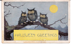Early Halloween Postcards...