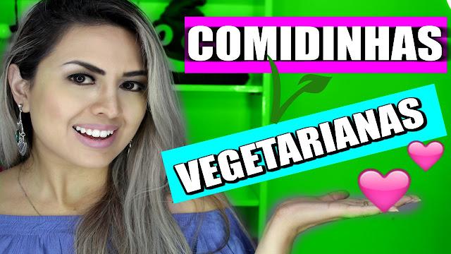 comprinhas vegetarianas, vegetarianismo