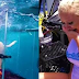 SHOCKING ► Porn Star Molly Cavalli Was Attacked By A Shark As They Were Doing An Underwater Photoshoot!