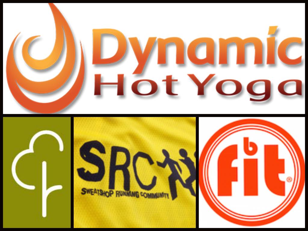 Brighton fitness clubs bfit dynamic hot yoga parkrun sweatshop