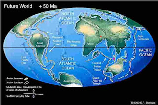 Faktor yang memengaruhi sebaran flora dan fauna di permukaan bumi