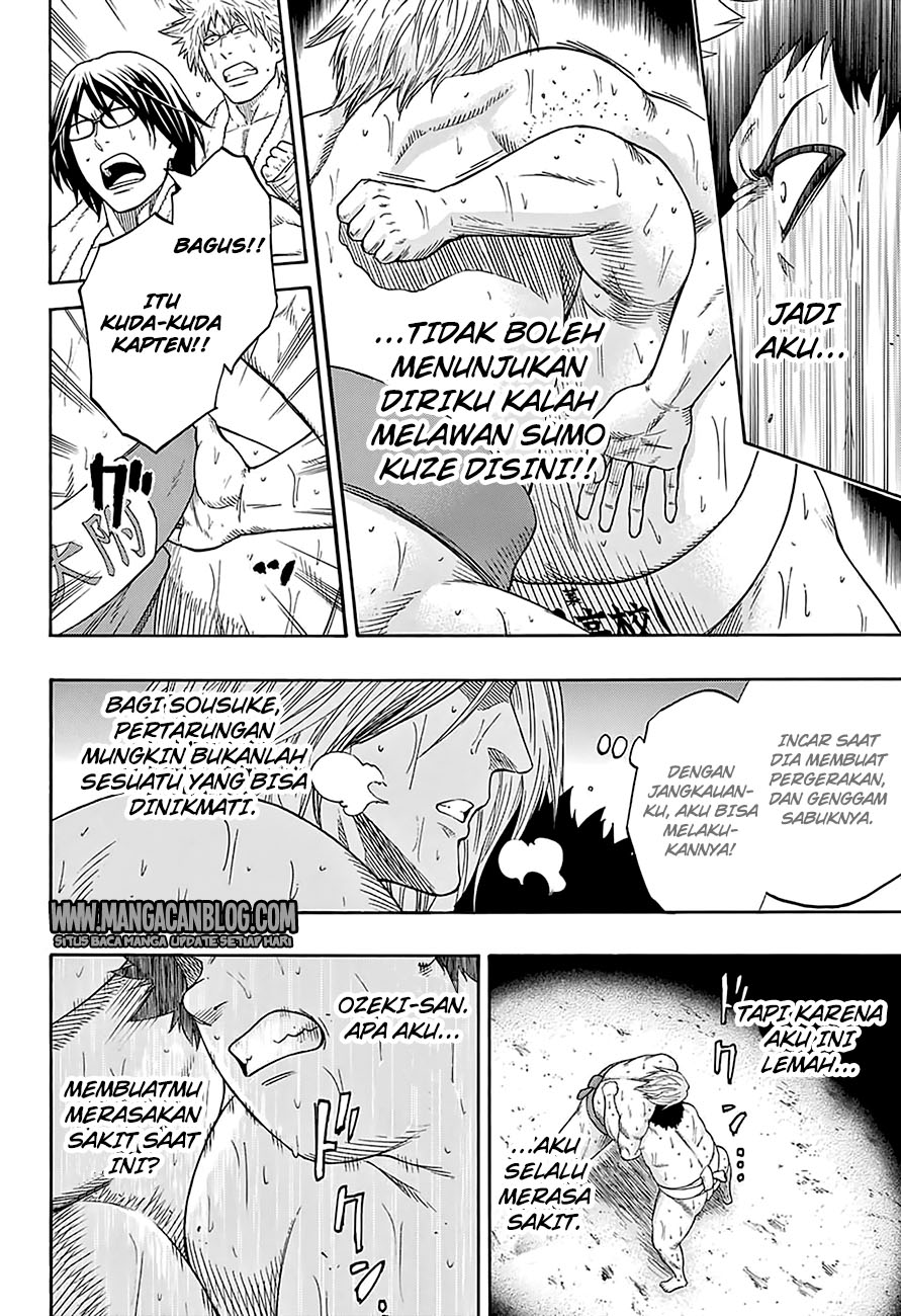 Komik hinomaru zumou 144 - saling bertolakan 145 Indonesia hinomaru zumou 144 - saling bertolakan Terbaru 12|Baca Manga Komik Indonesia