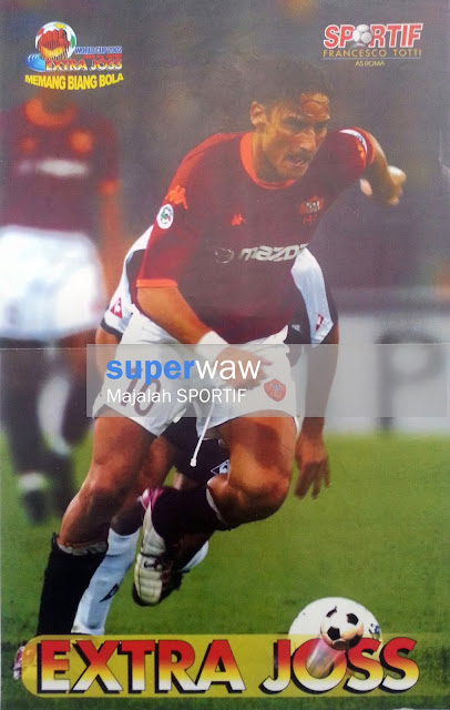 Francesco Totti (AS Roma 2002)