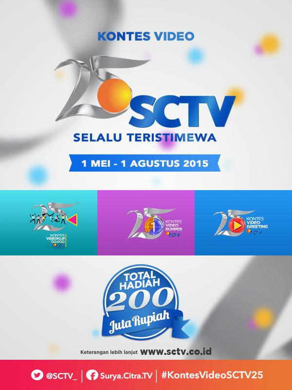 Banner Kontes Video SCTV