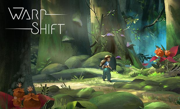 Warp Shift - Game android HD Grafik terbaik 2017